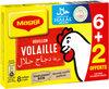 MAGGI Bouillon de Volaille Halal 6+2 tablettes - Producto