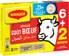 MAGGI Bouillon goût Bœuf Halal 6+2 tablettes - Produkt