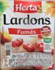 Lardons fumés Herta - Product