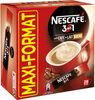 NESCAFE 3en1, Boisson au café, Boîte de 28 Sticks (18g chacun) - Produit