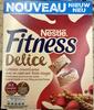Fitness Delice Céréales croustillantes avec un coeur aux fruits rouges - Product