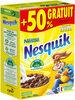 NESTLE NESQUIK Céréales paquet de 450g + 50% - Produit