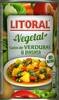 Vegetal guiso de verduras y patata - Product