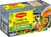 MAGGI Cœur de Bouillon Légumes mijotés et touche de persil 6x22g = - Produit