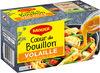 MAGGI Cœur de Bouillon Volaille mijotée et touche de thym 6x22g = - Product