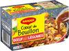 MAGGI Cœur de Bouillon Bœuf mijoté aux petits légumes 6x22g = - Produit