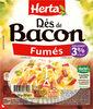 HERTA dés de bacon fumé - Product