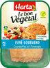 LE BON VEGETAL Pavé courgettes fromage - Product