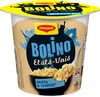 MAGGI BOLINO U.S. pasta and cheese 78g (pasta et cheese = pâtes au fromage) - Produkt