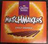 Quality Street Matchmakers Zingy Orange - Prodotto