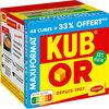 MAGGI KUB OR Bouillon 64 cubes PROMO 33% OFFERT - Produit