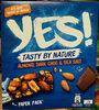 Nut bars - Produit