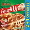 BUITONI FRAICH'UP Pizza Surgelée Bolognaise 1800g / 2+1 offerte - Product