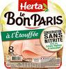 LE BON PARIS à l'étouffée sans nitrite - Produit