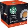 STARBUCKS Espresso Colombia - Produit