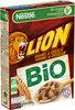 NESTLE LION Céréales caramel chocolat bio - Produit
