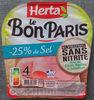 Le Bon Paris - Product