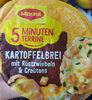 Kartoffelbrei mit Röstzwiebeln und Croûtons - Produkt