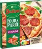 FOUR A PIERRE pizza Chorizo - Produit