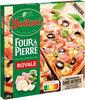 BUITONI FOUR A PIERRE Pizza surgelée Royale - Product