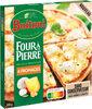 BUITONI FOUR A PIERRE pizza surgelée 4 Fromages - Prodotto