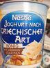 Joghurt Nach Griechischer Art Honig - Product