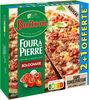 BUITONI FOUR A PIERRE pizza surgelée Bolognese 3X450g (2+1 offerte) - Prodotto