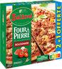 BUITONI FOUR A PIERRE Pizza surgelée Bolognaise 2+1 offerte (3X345g) - Produit