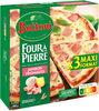 BUITONI FOUR A PIERRE Pizza surgelée Jambon Fromages (3x315g) - Produit