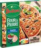 BUITONI FOUR A PIERRE Pizza Surgelée Thon à la Provençale - Produit