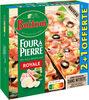 BUITONI FOUR A PIERRE pizza surgelée Royale 3x335g (2+1 offerte) - Produit