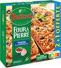 BUITONI FOUR A PIERRE Pizza surgelée Thon à la Provençale 2 +1 offerte (3x320g) - Produit