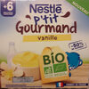 P'tit gourmand vanille - Product