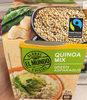 Quinoa Mix green asparagus - Product