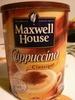 Maxwell house cappuccino - Produit