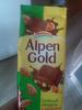 Солёный миндаль и карамель (Молочный шоколад) - Product