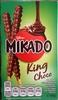 Mikado biscuit sticks praline - Product