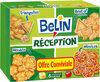 Belin crackers assortiment reception 760g offre conviviale - Product