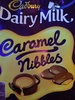 dairy milk chocolate caramel nibbles - Product