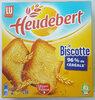 Biscotte Heudebert - Producto
