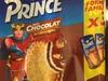 Prince - Biscuits fourrés goût chocolat - Produit