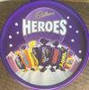 Cadbury Heroes Chocolate Tub, 660 G - Producto