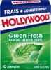 Green Fresh parfum menthe verte - Produit