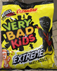 Very Bad Kids - Confiseries gélifiées aromatisées recouvertes de sucre acidulé - Produit