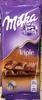 Triple goût caramel - chocolat au lait - Produit