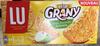 Biscuit Grany céréales gourmandes et pomme - Product