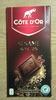 Sésame noir 70% - Chocolat noir intense aux graines de sésame - Product