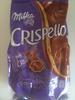 Milka - Crispello - Saveur Chocolat - Product