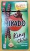 Mikado King Choco Chocolat saveur Praliné - Product