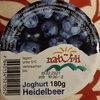 Joghurt Heidelbeer - Product